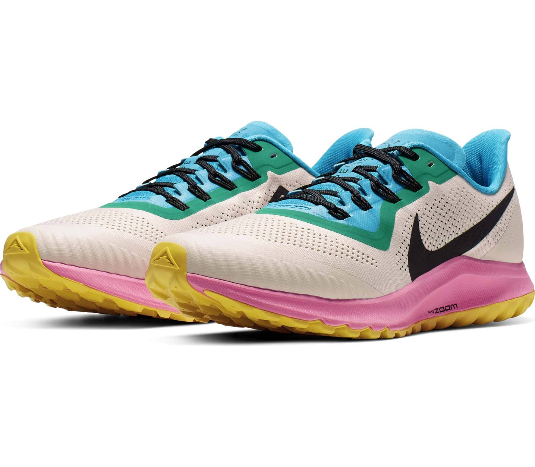 chaussures de sport 0353a fb3e4 Nike Air Zoom Pegasus 36 Women Trailrunning Shoes pink