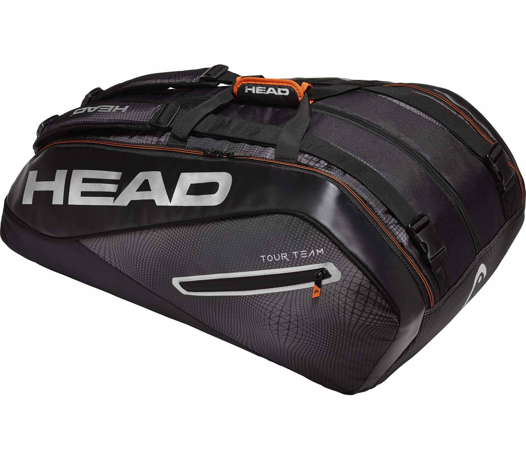 Head - Tour Team 12R Monstercombi tennis bag (black)