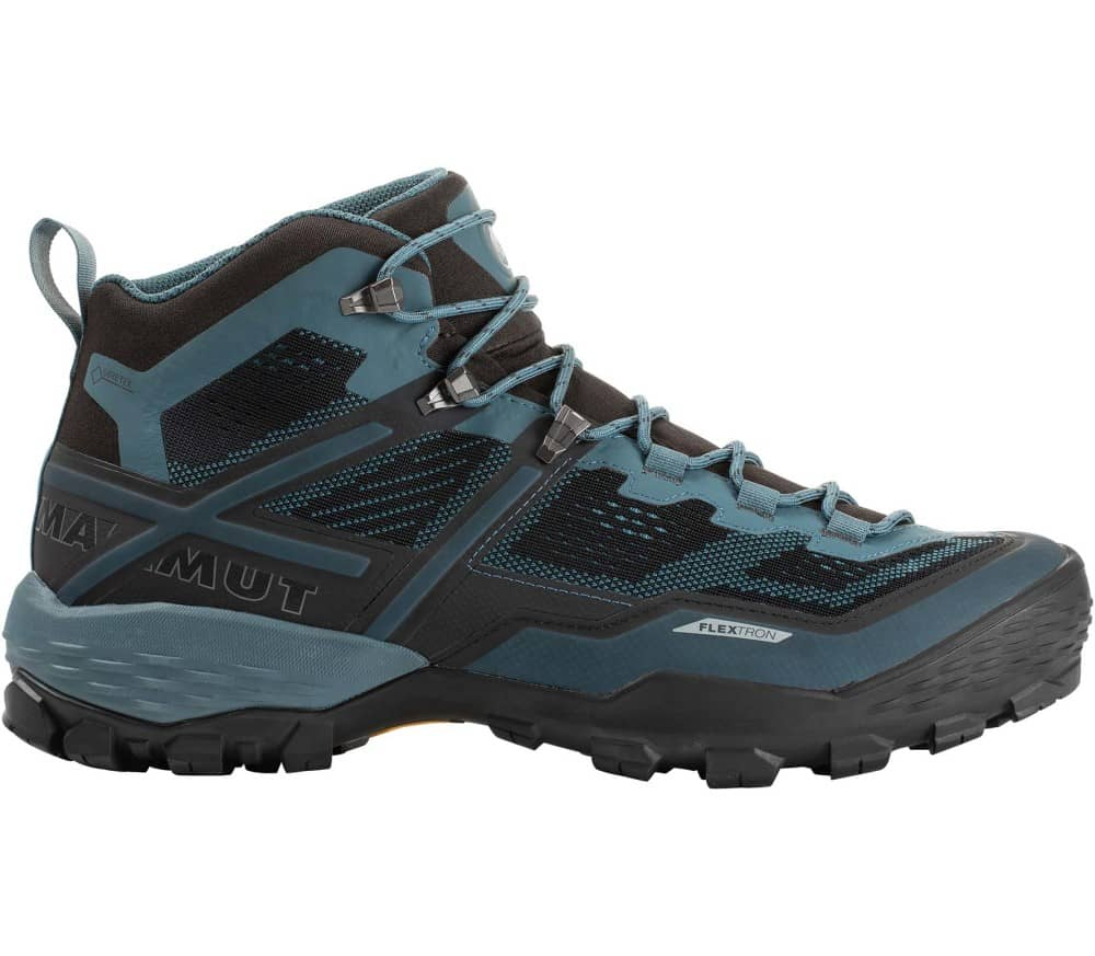 MAMMUT Ducan Mid GTX Men Mountain Boots (black blue) 142,90 €