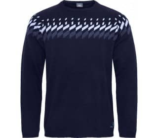 Montagne Knit Hommes Pull