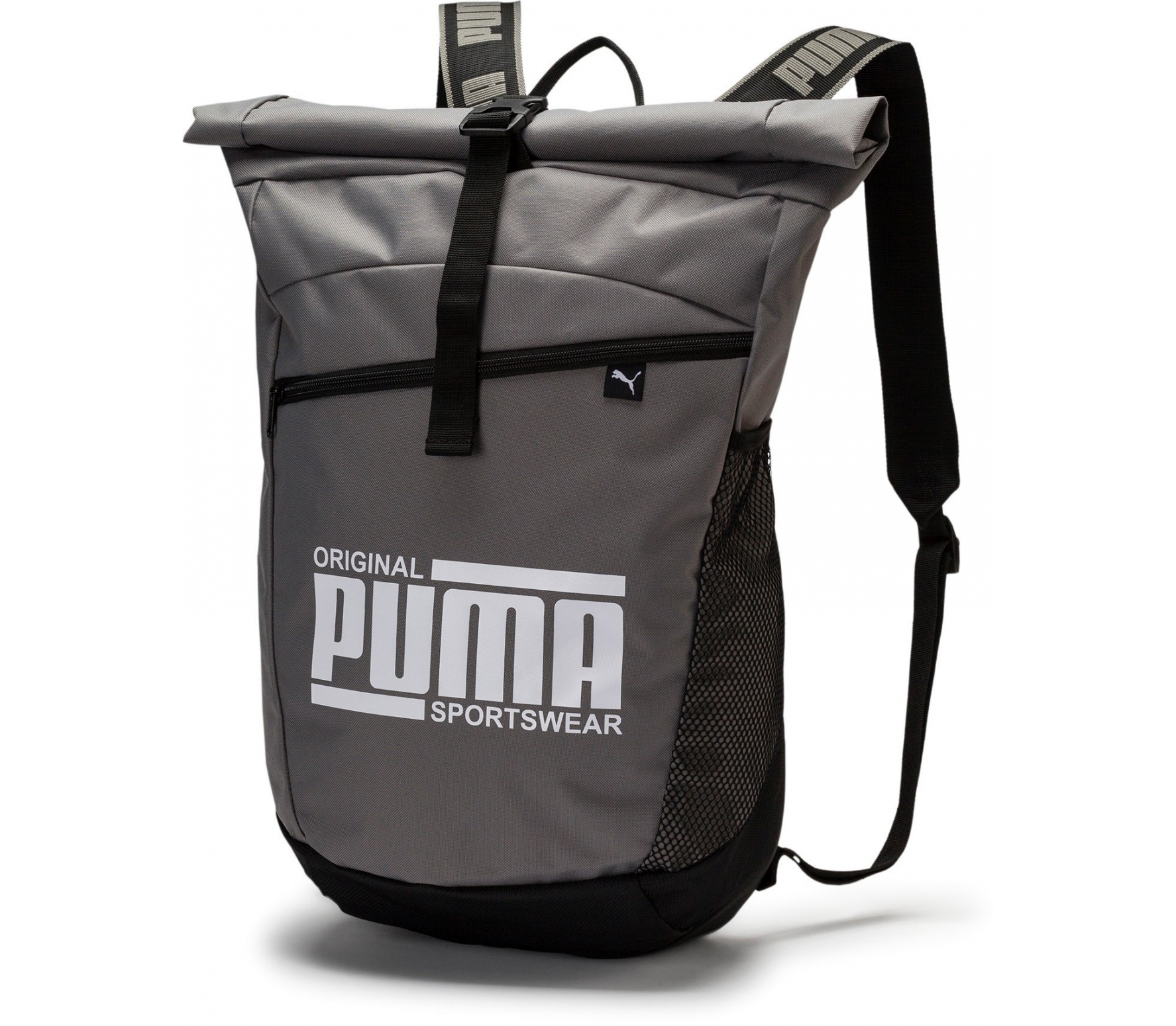 Puma Sole Backpack Trainingsrucksack Unisex silver