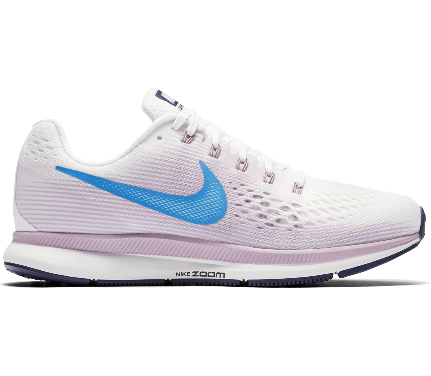 new product cc827 279cf Nike - Air Zoom Pegasus 34 zapatillas de running para mujer (rosaazul)