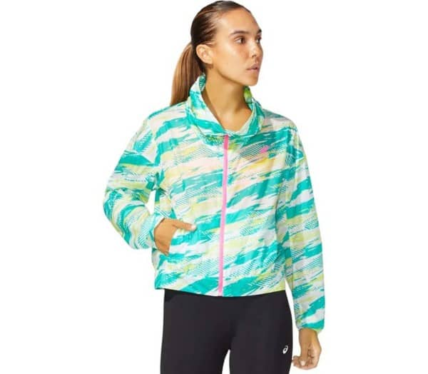 ASICS Color Injection Damen Laufjacke - 1
