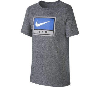 Nike Sportswear Junior Logoshirt Children silver
