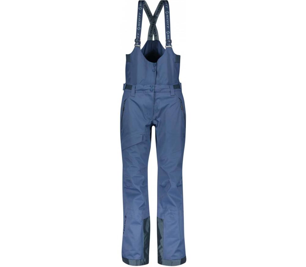 scott vertic 3l damen skihose blau im online shop von keller sports kaufen. Black Bedroom Furniture Sets. Home Design Ideas
