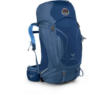Osprey - Kyte 46 women's technical hiking rucksack (dark blue) - S/M
