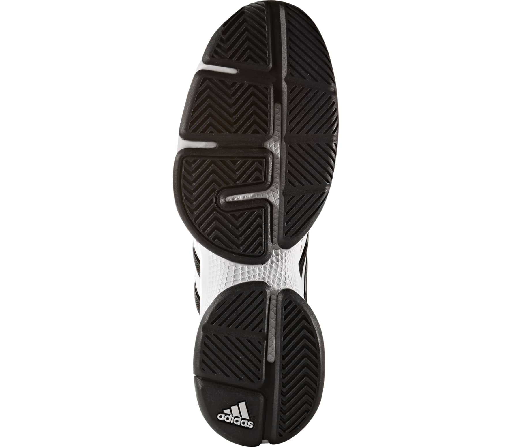 new product eac63 e6785 Adidas - Barricade Classic Bounce Synthetic mens tennis shoes (whiteblack)