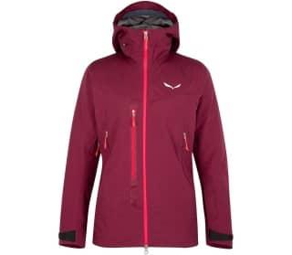 Salewa Sella Responsive Women Hardshell Jacket