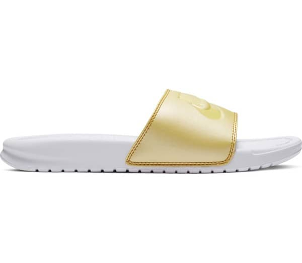 "NIKE SPORTSWEAR Benassi ""Just Do It."" Femmes Sandales bain - 1"