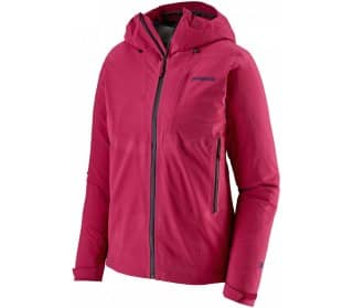 Galvanized Women Hardshell Jacket