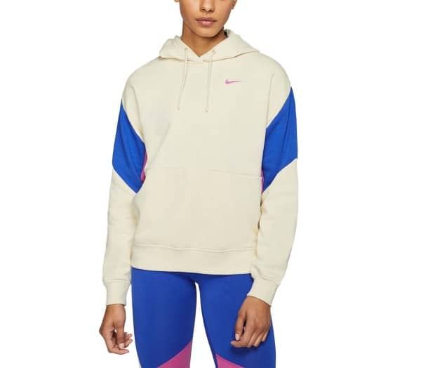 NIKE SPORTSWEAR Brown Femmes Sweat à capuche - 1