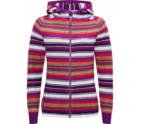 STATE OF ELEVENATE Montagne Hood Women Cardigan - 1