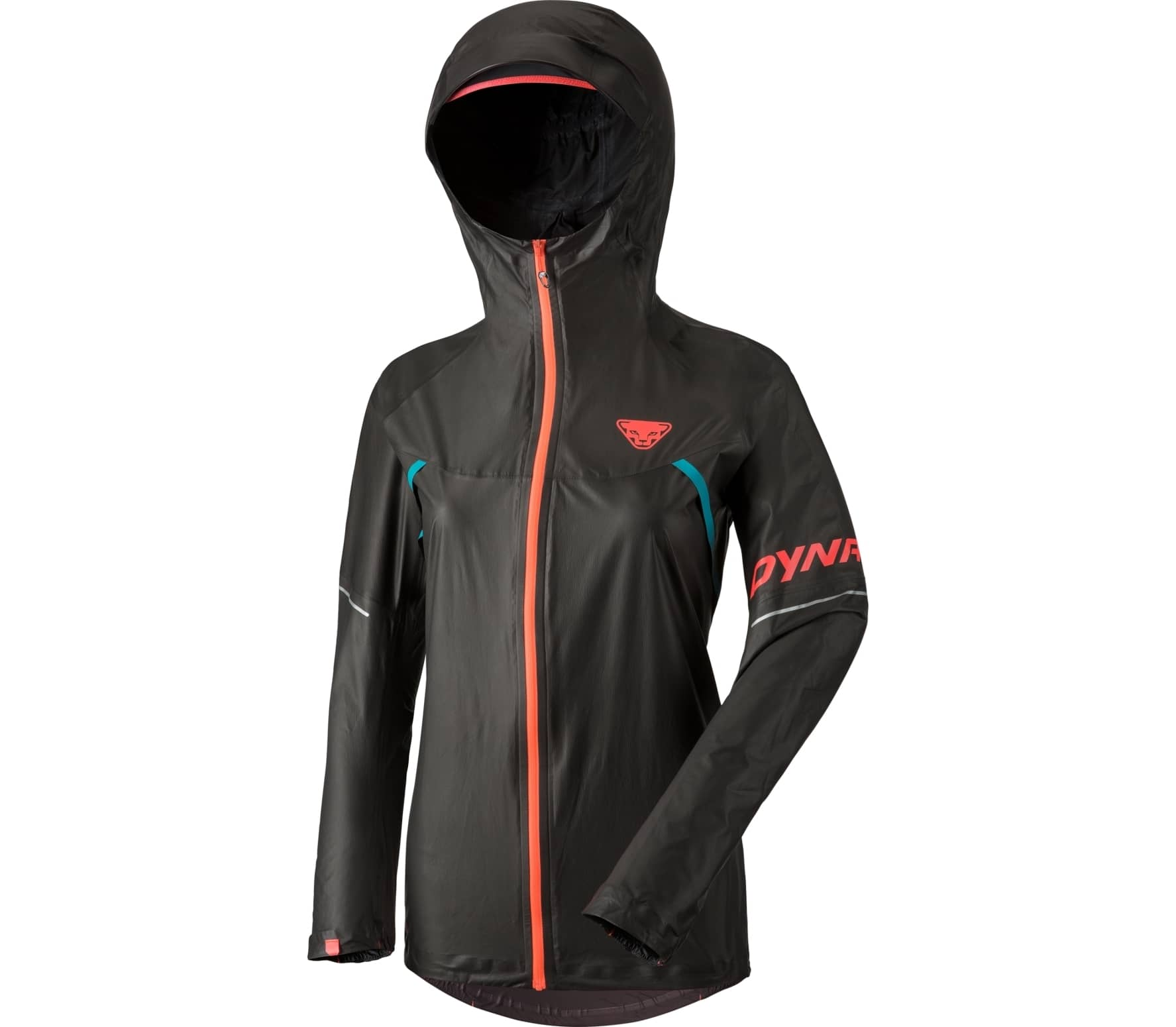 Dynafit - Ultra Gore-Tex® Shakedry women's running jacket (grey/red) - S thumbnail