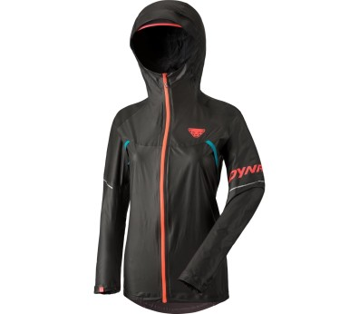 Dynafit - Ultra Gore-Tex® Shakedry women's running jacket (grey/red)