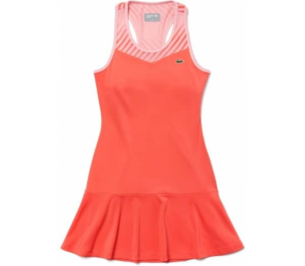 LACOSTE Logo Women Tennis Dress - 1