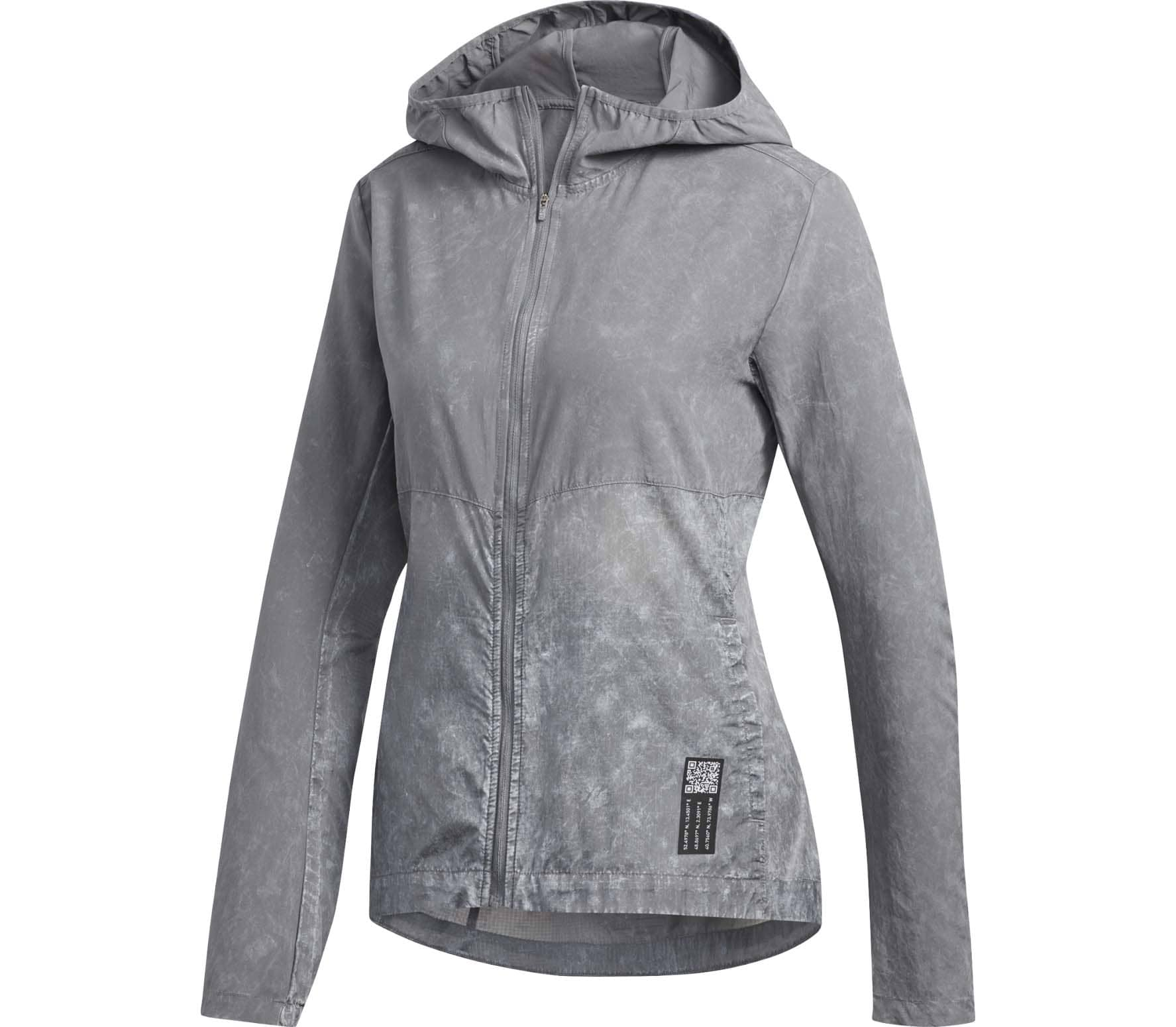 Own The Run Damen Laufjacke