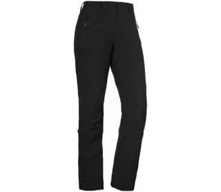 Engadin Zip Off Women Trekking Trousers