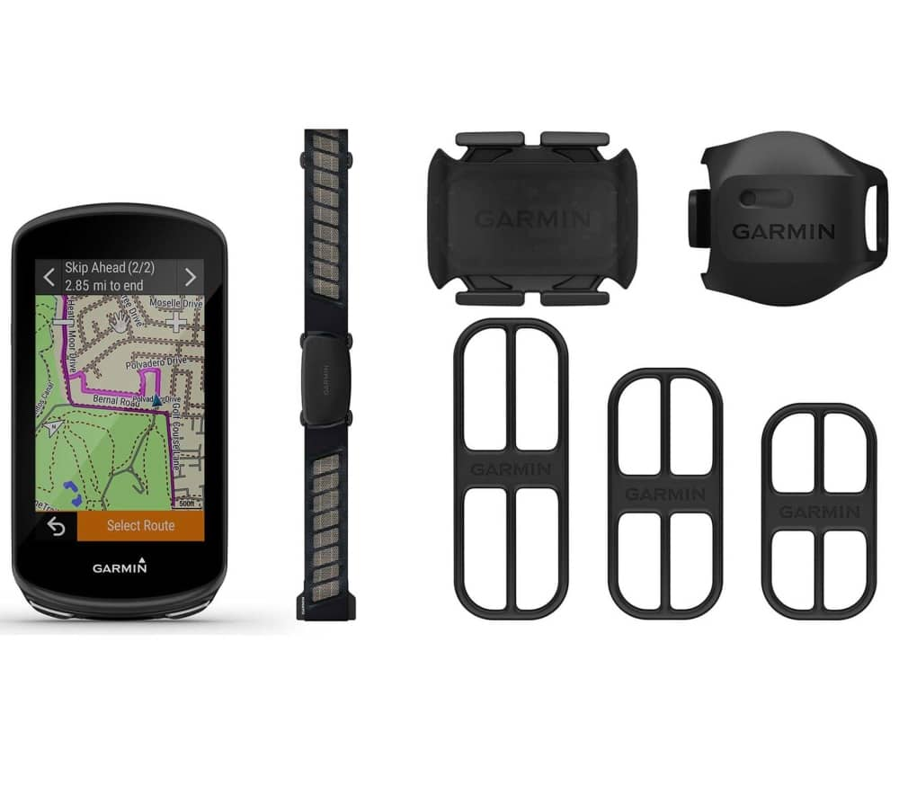 GARMIN Edge 1030 Plus Bundle Cycling Computer (black) 679,90 €