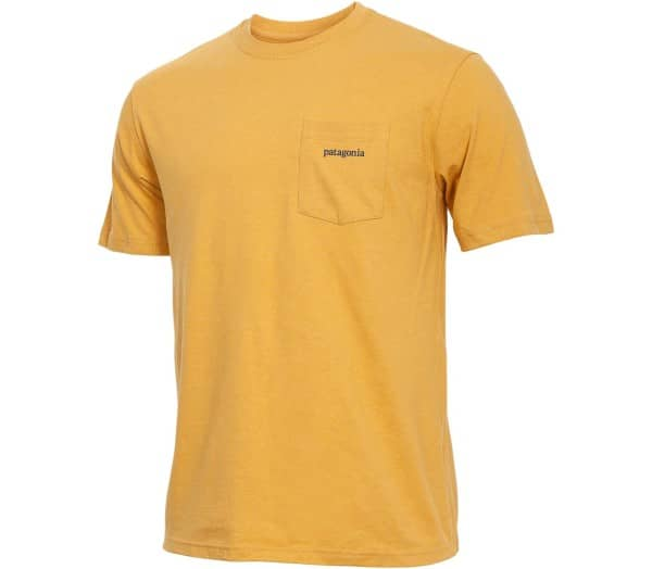 PATAGONIA Line Logo Ridge Pocket Responsibili Men T-Shirt - 1