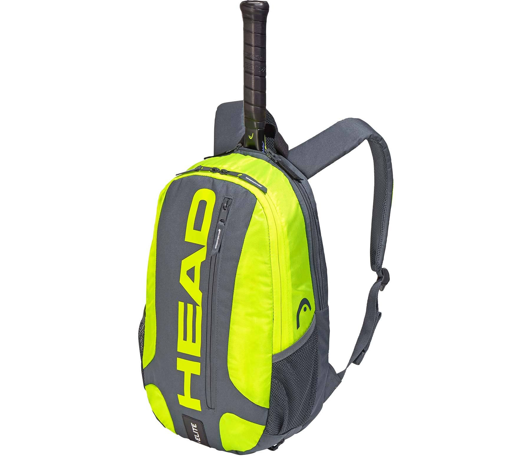 Head Elite Backpack Tennistasche silver