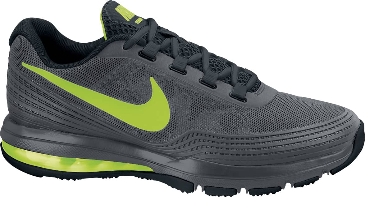 official photos 11d96 cd22a Nike - Air Max TR 365 men s training shoes (grey green)
