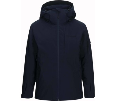 Peak Performance - Maroon men's ski jacket (blue)