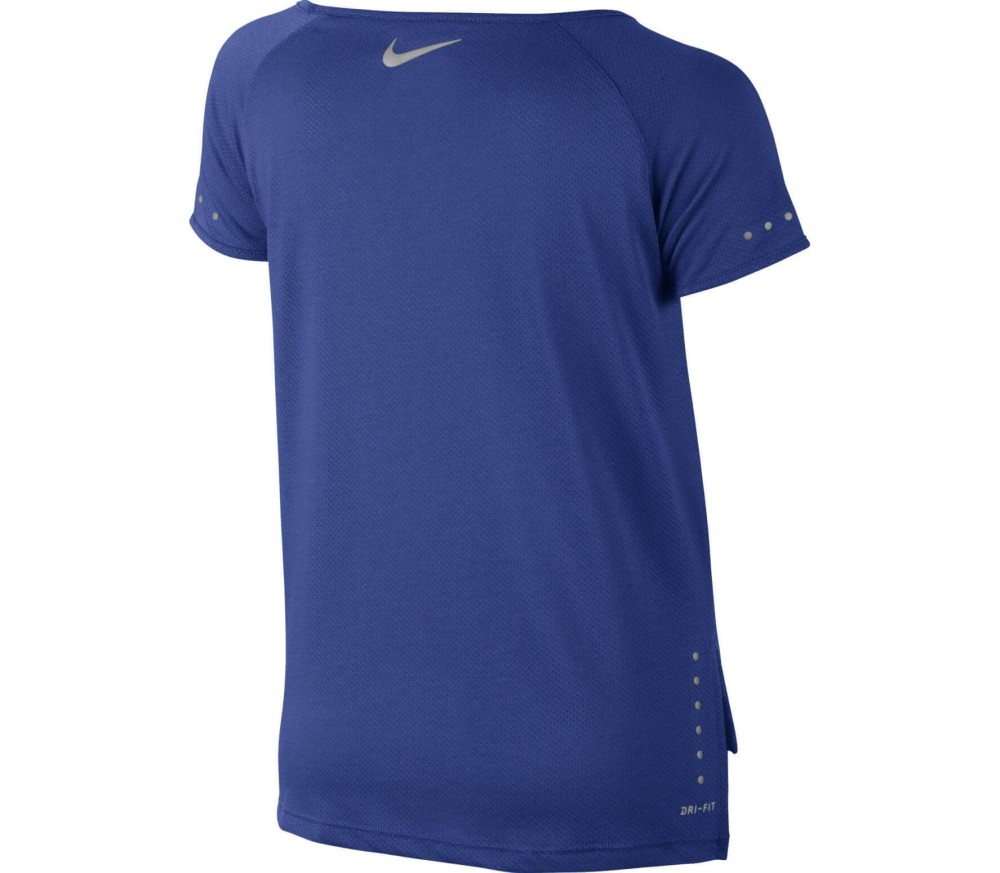 Nike Shortsleeve Junior Lauftop Kinder