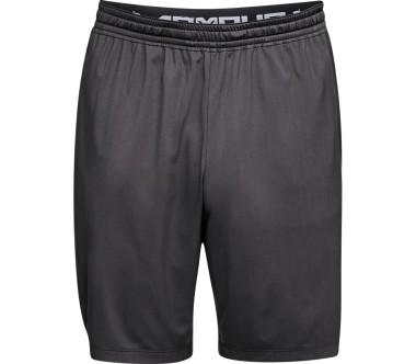 Under Armour - Mk 1 Inset Graphic Herren Trainingsshort (grau)