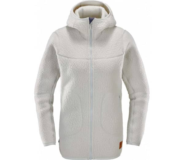 HAGLÖFS Pile Hood Women Fleece Jacket - 1