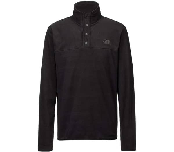 THE NORTH FACE Tka Glacier Snap-Neck Herren Sweatshirt - 1