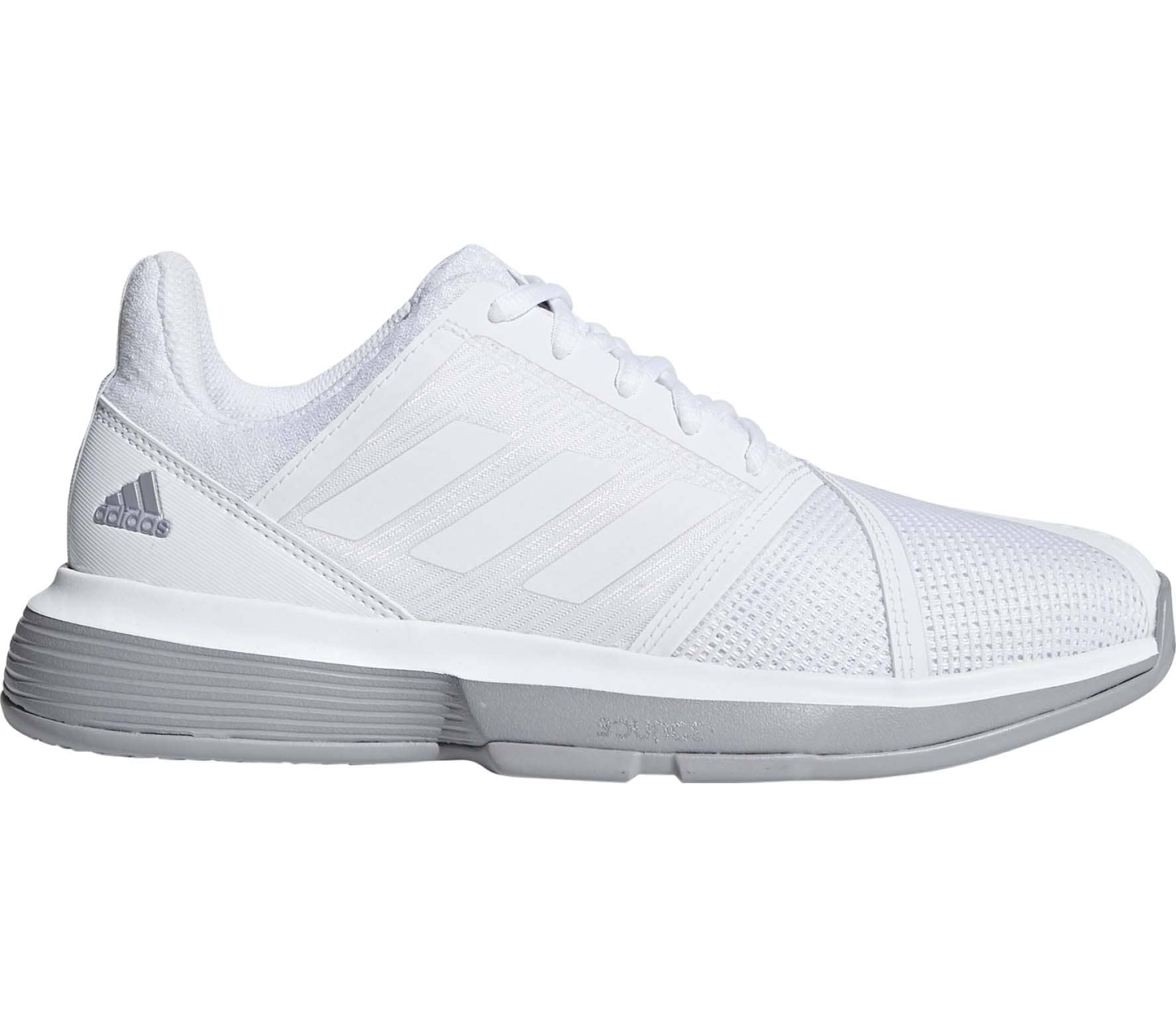 arrives 204de e9ac8 adidas Performance - Court Jam Bounce Femmes Chaussure de tennis (blanc)