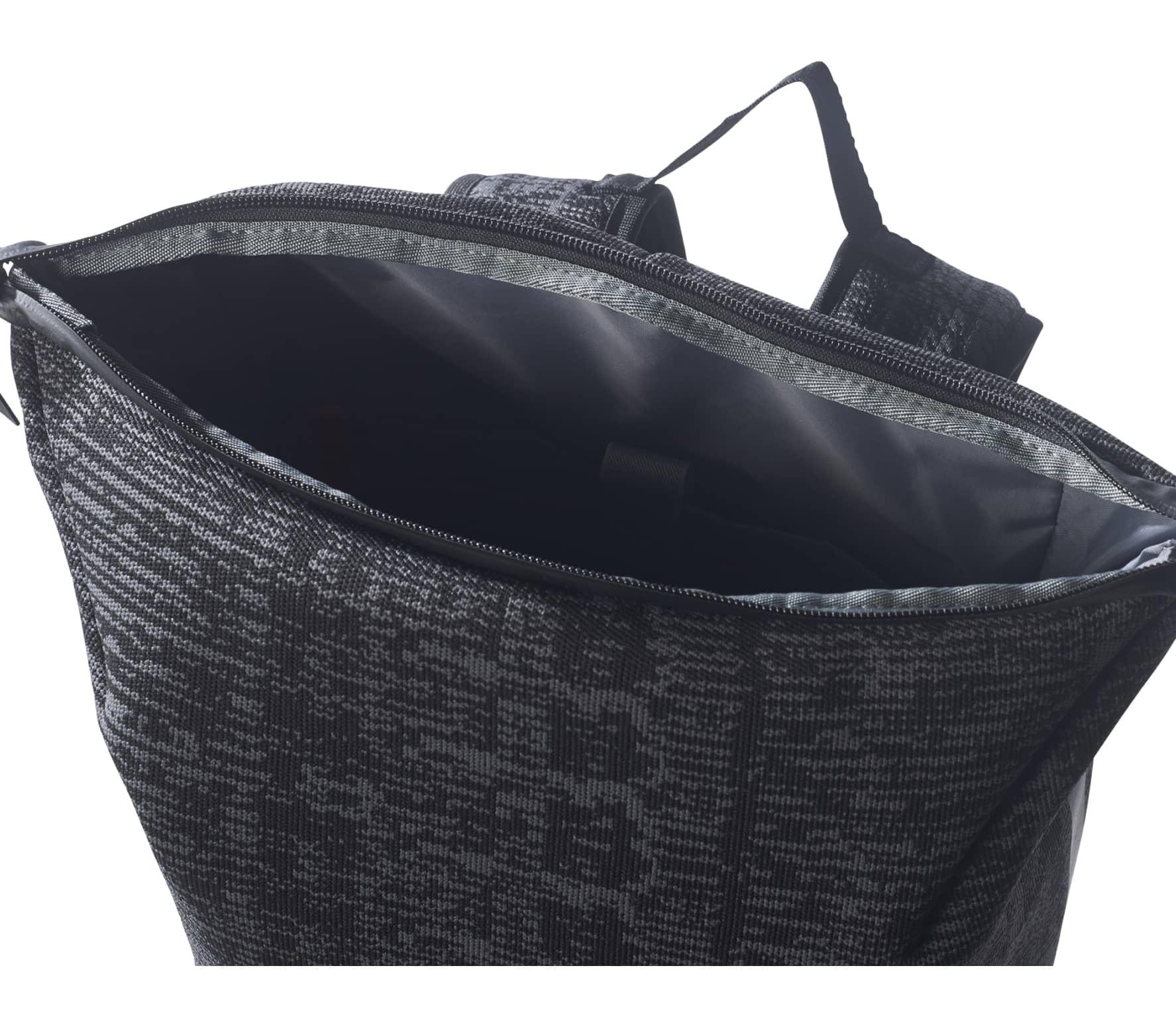Icon En Ligne Dos Acheter Adidas Knitted À Sac noirgris zdxp0wq