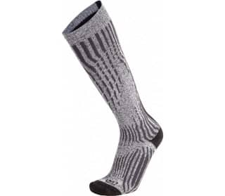 Cashmere Shiny Men Ski Socks
