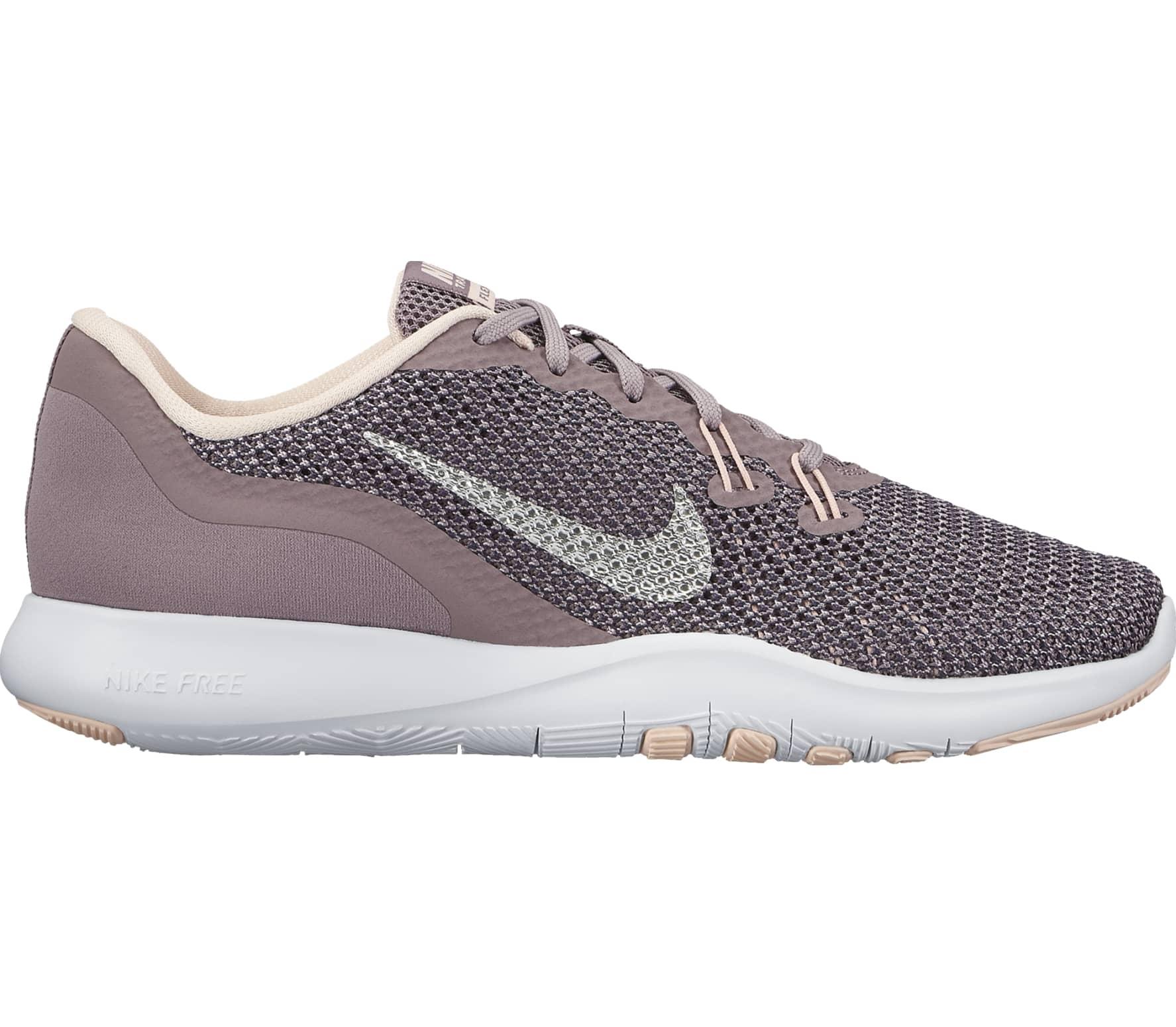 97c358e60581 Nike - Flex TR 7 Bionic women s training shoes (grey pink) - buy it ...