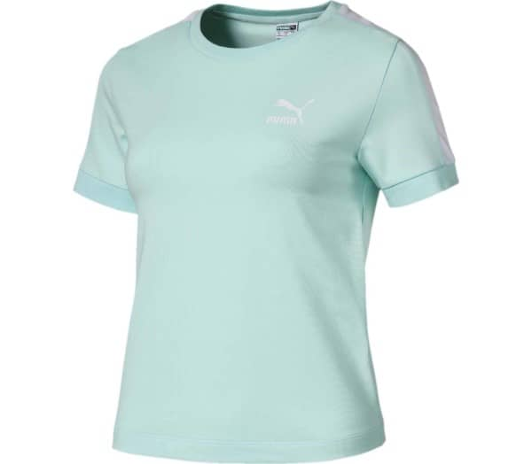 PUMA Classics Tight T7 Dames T-Shirt - 1