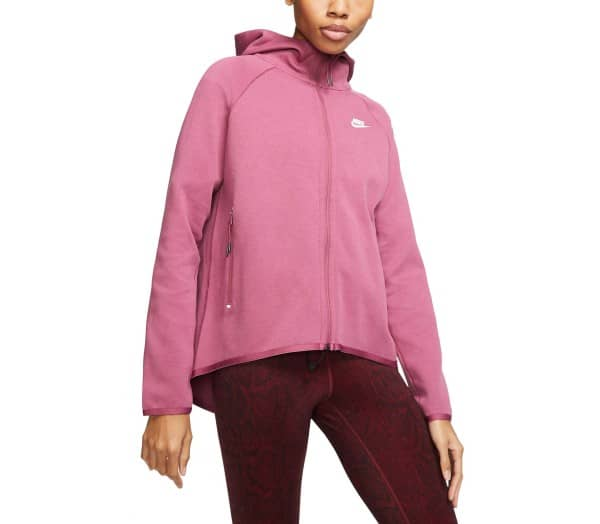 NIKE SPORTSWEAR Tech Fleece Damen Sweatjacke - 1