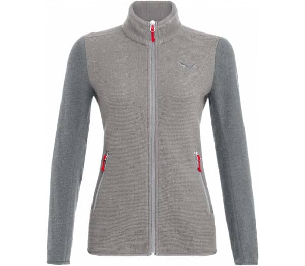 SALEWA Fanes Sarner Light Wool Women Fleece Jacket - 1