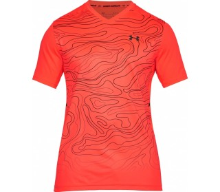 Under Armour Forge V Neck Novelty Men Tennis Top