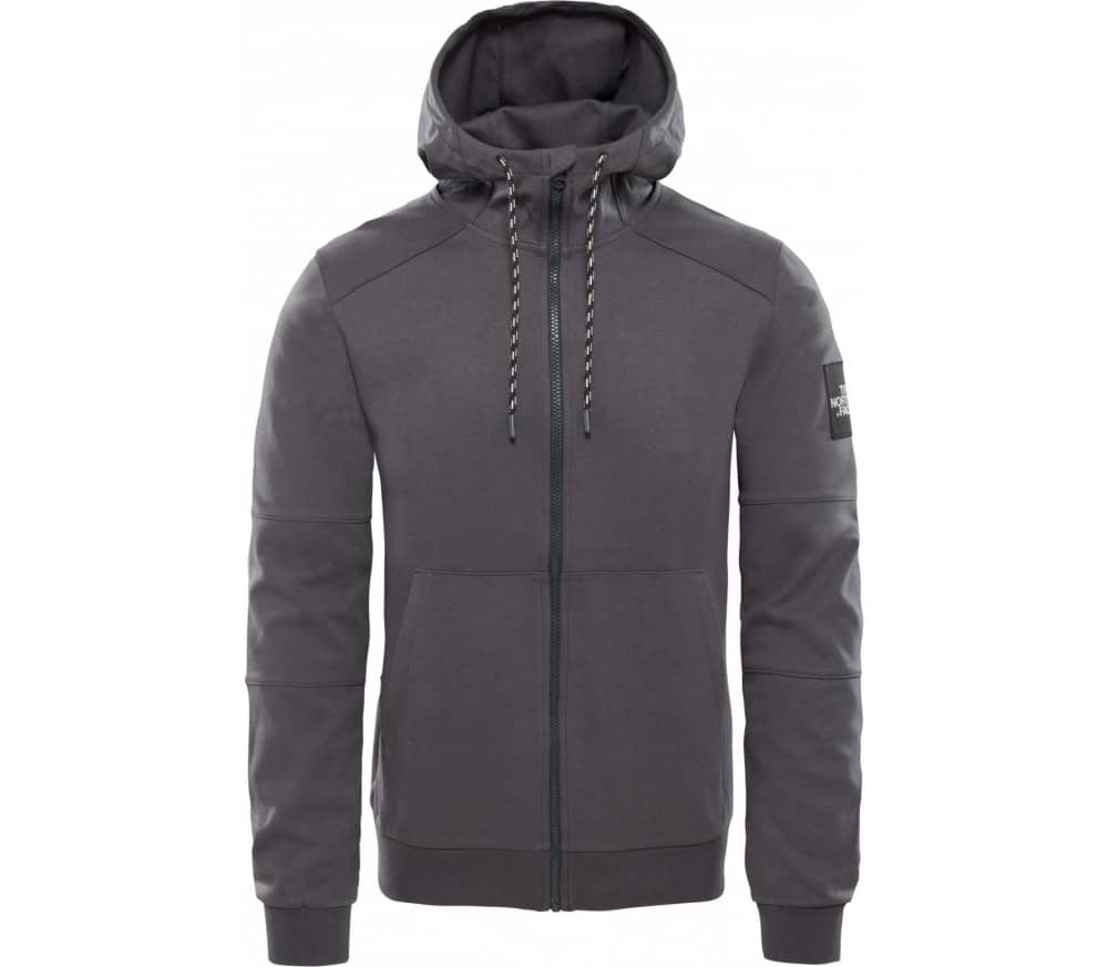 Fine 2 Full Zip Men Jumper