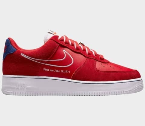 Air Force 1 '07 LV8 'First Use' Herr Sneakers