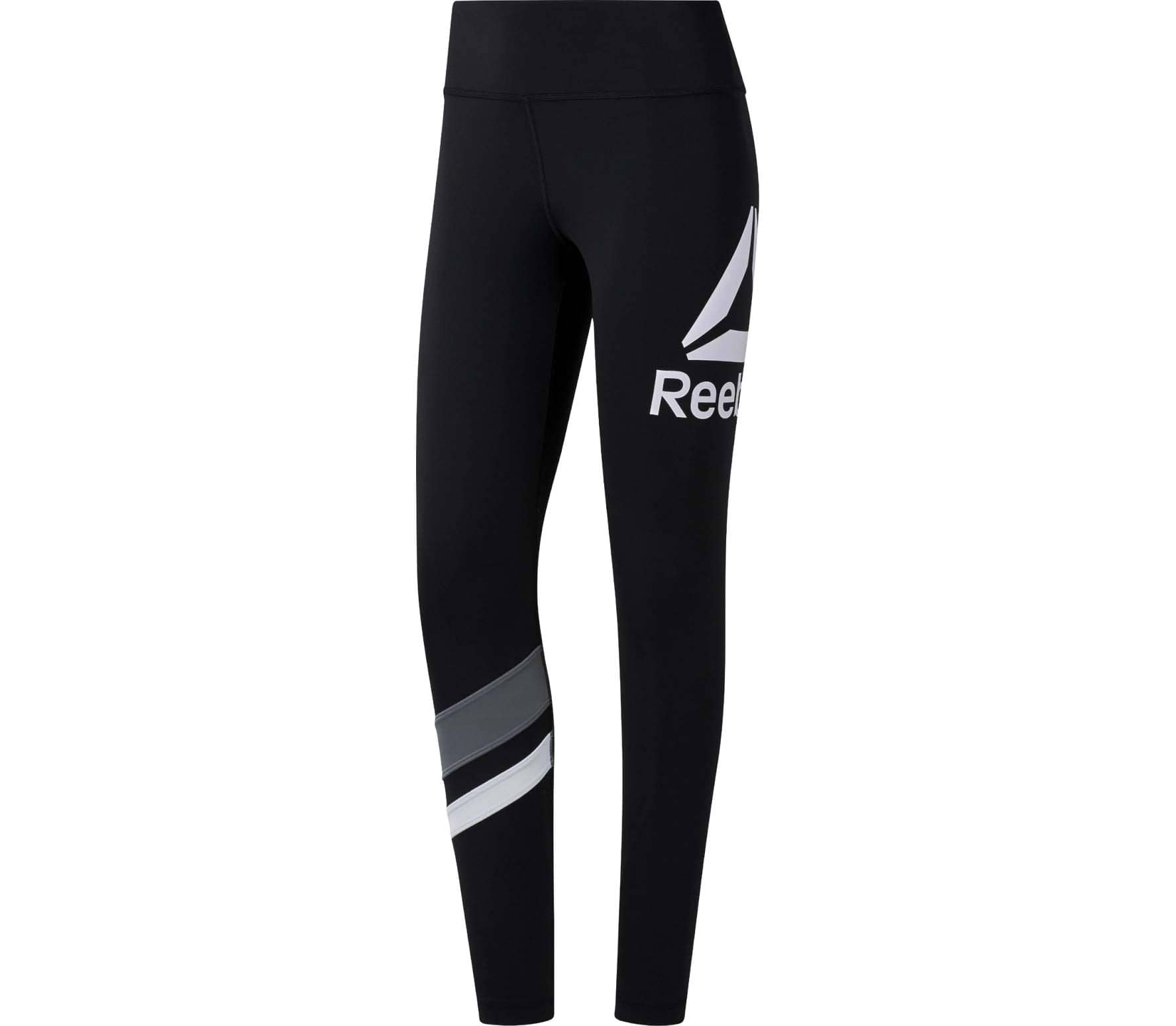 3c82a369661 Reebok Wor Big Delta Women Training Tights black - buy it at the ...