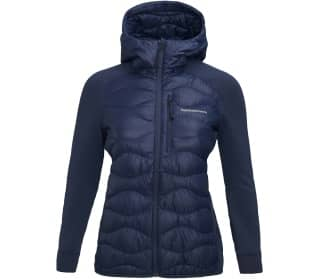 Peak Performance Helium Women Hybrid Jacket