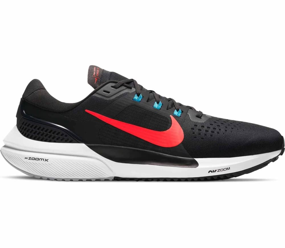 NIKE Air Zoom Vomero 15 Men Running Shoes (black red blue) 149,90 €