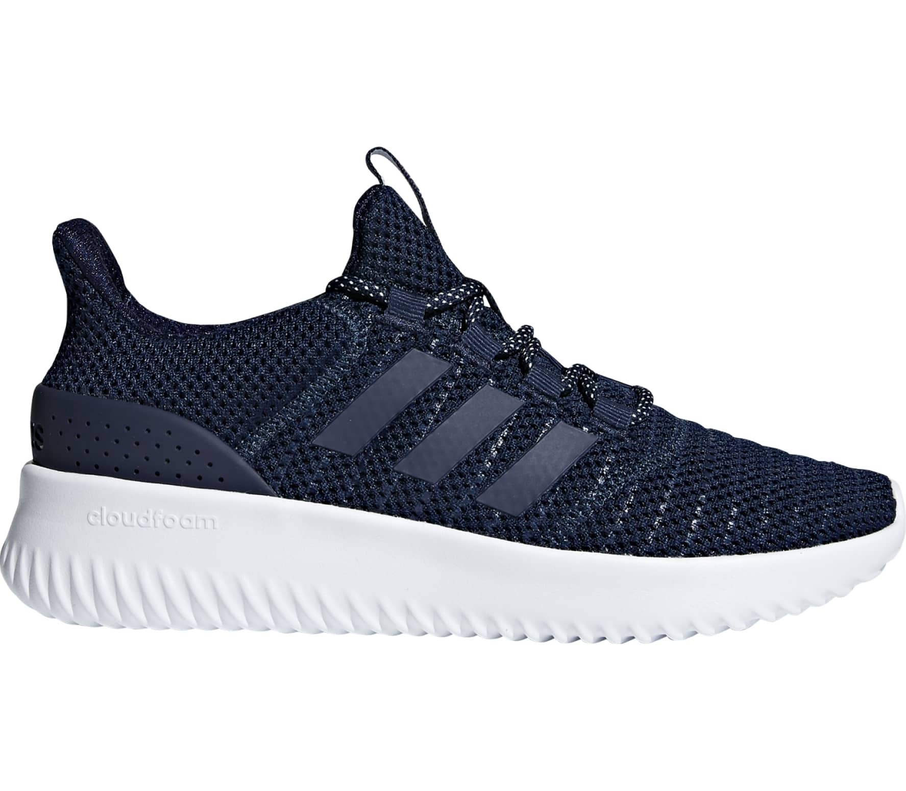 official photos 5c6d5 e1177 Adidas - Cloudfoam Ultimate zapatillas de running para mujer (azul oscuro)