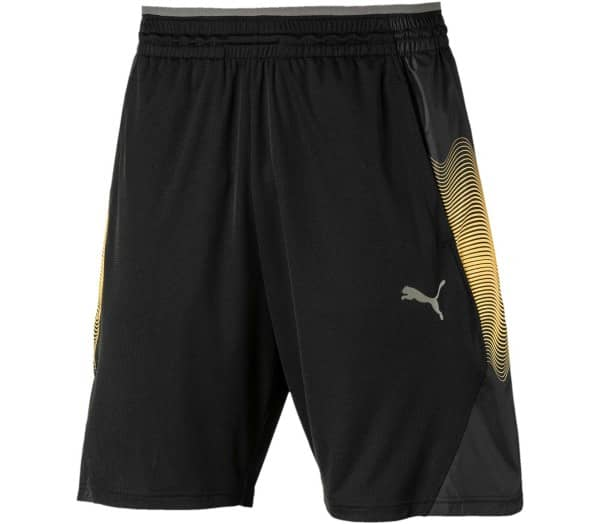 PUMA Collective Graphic Men Training Shorts - 1