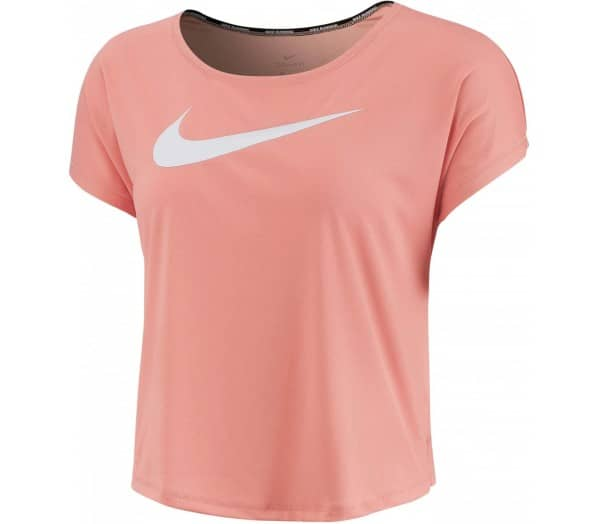 NIKE Swoosh Damen Trainingsshirt - 1