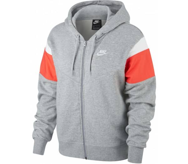 NIKE SPORTSWEAR Heritage Women Zip-up Sweathirt - 1