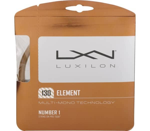 LUXILON Element 12m Tennis String - 1