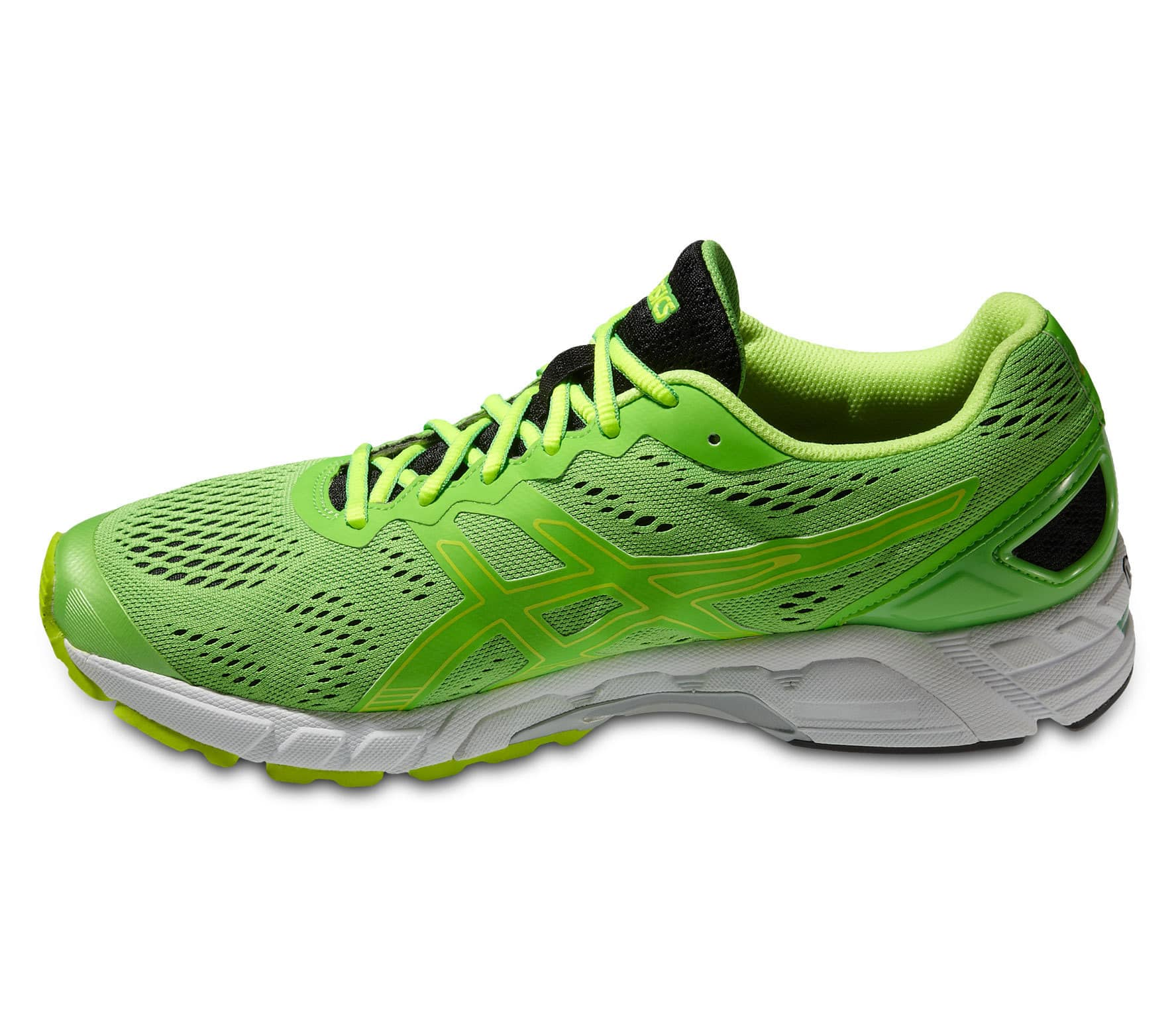 official photos c2ee4 dad3d ASICS - Gel-DS Trainer 19 Neutral men running shoes (green/white)