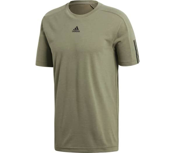 ADIDAS ID Stadium 3 Stripes Heren T-Shirt - 1